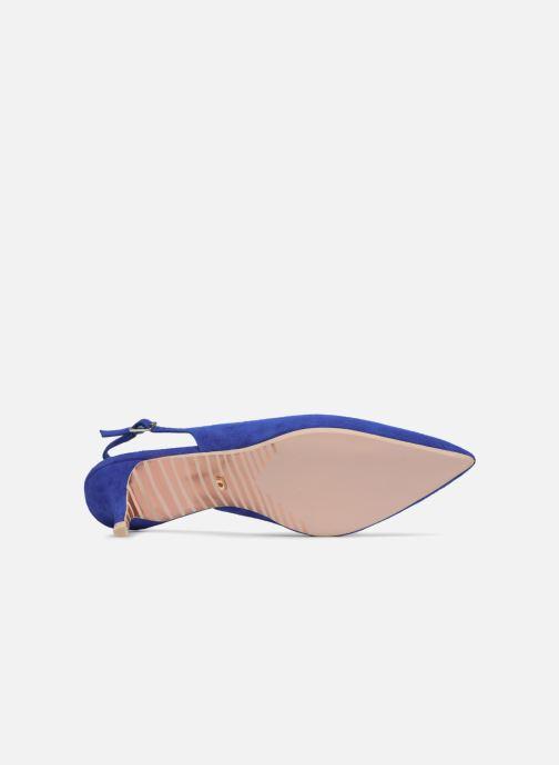 Zapatos de tacón Dune London CASANDRA Azul vista de arriba