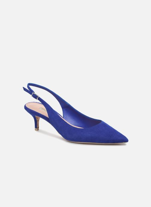 Zapatos de tacón Dune London CASANDRA Azul vista de detalle / par