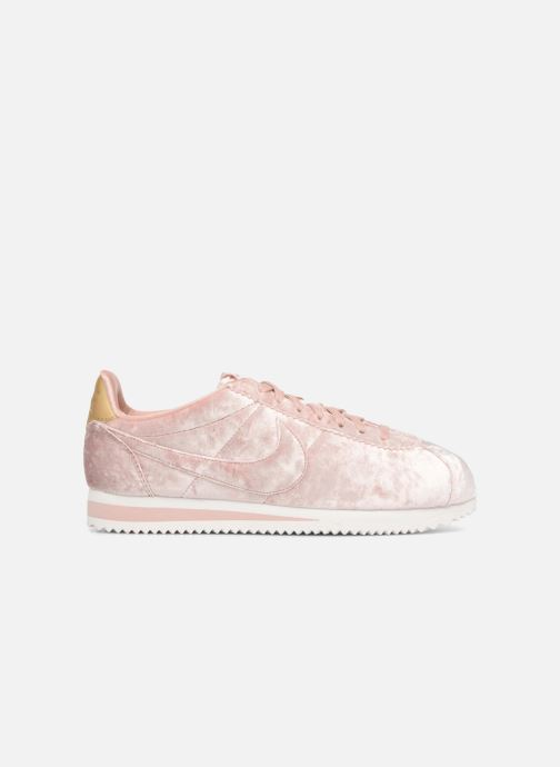 Trainers Nike Cortez Velvet Pink back view