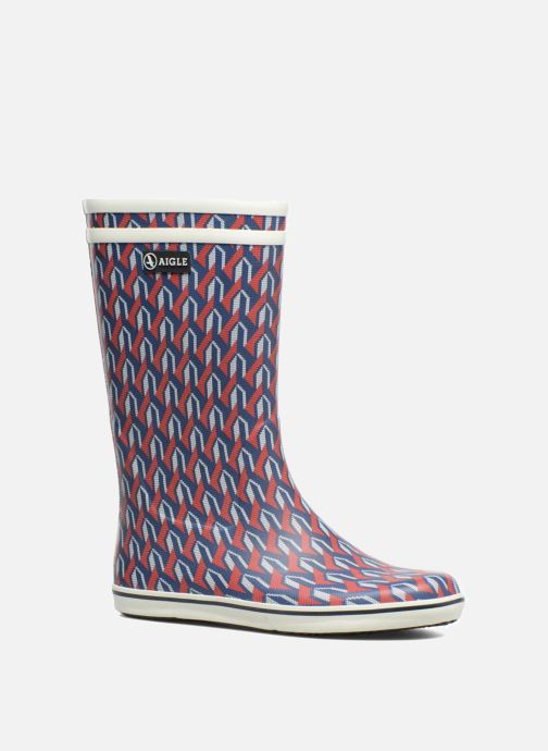 Støvler & gummistøvler Aigle Malouine AIGLE x SARENZA Multi detaljeret billede af skoene