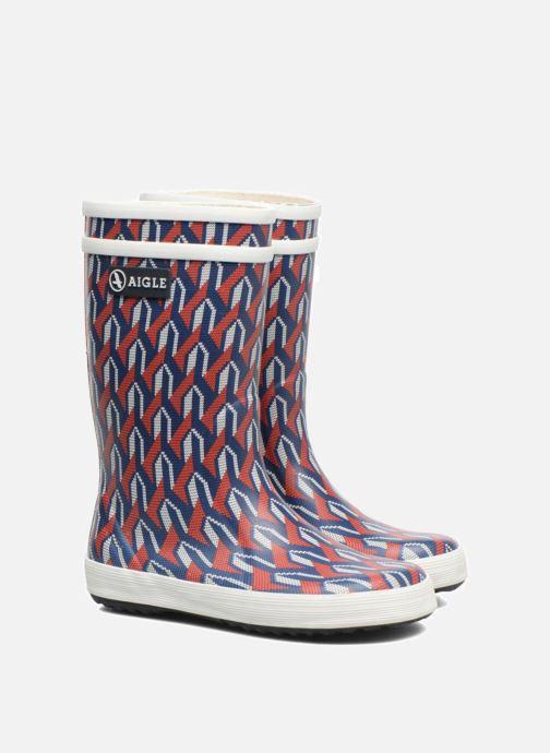 Boots & wellies Aigle Lolly Pop AIGLE x SARENZA Multicolor 3/4 view