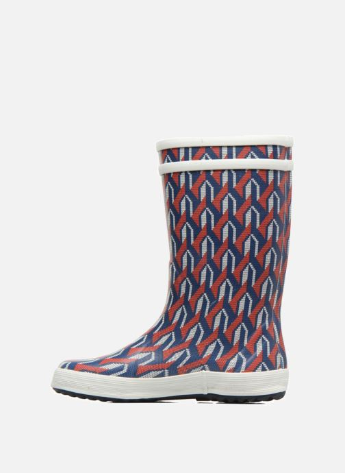 Boots & wellies Aigle Lolly Pop AIGLE x SARENZA Multicolor front view