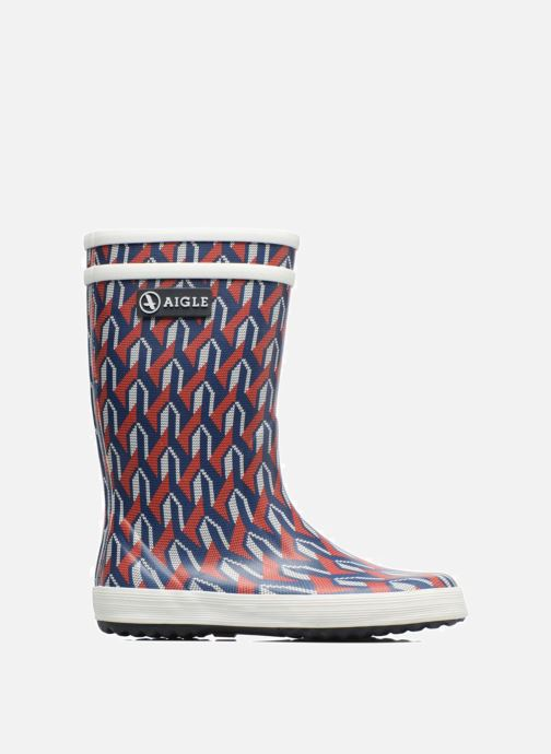 Boots & wellies Aigle Lolly Pop AIGLE x SARENZA Multicolor back view