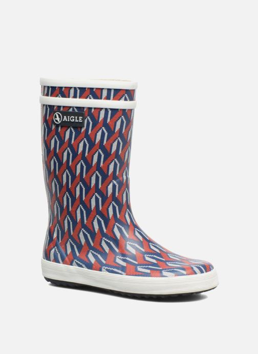 Boots & wellies Aigle Lolly Pop AIGLE x SARENZA Multicolor detailed view/ Pair view