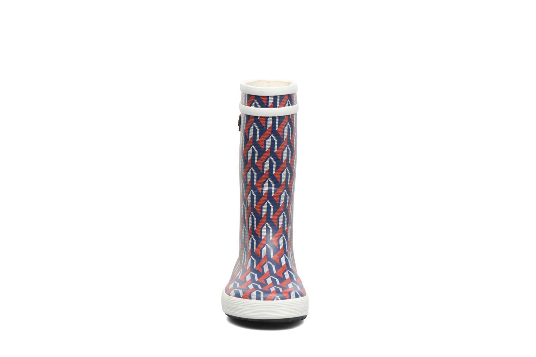 Stiefel Aigle Lolly Pop AIGLE x SARENZA mehrfarbig schuhe getragen