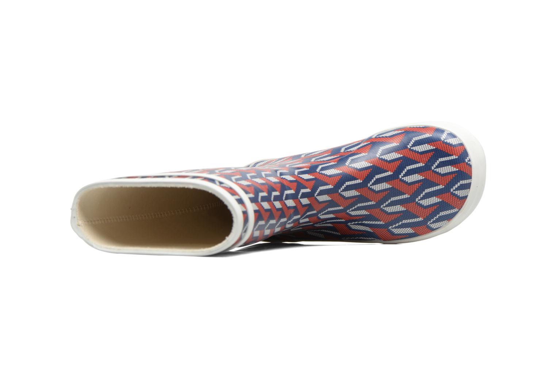 Stiefel Aigle Lolly Pop AIGLE x SARENZA mehrfarbig ansicht von links