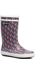 Stiefel Kinder Lolly Pop AIGLE x SARENZA