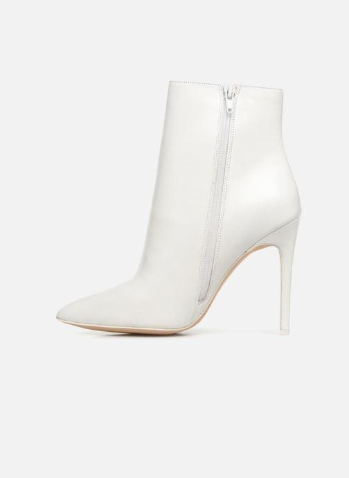 Stiefeletten & Boots Aldo KEARIA weiß ansicht von vorne