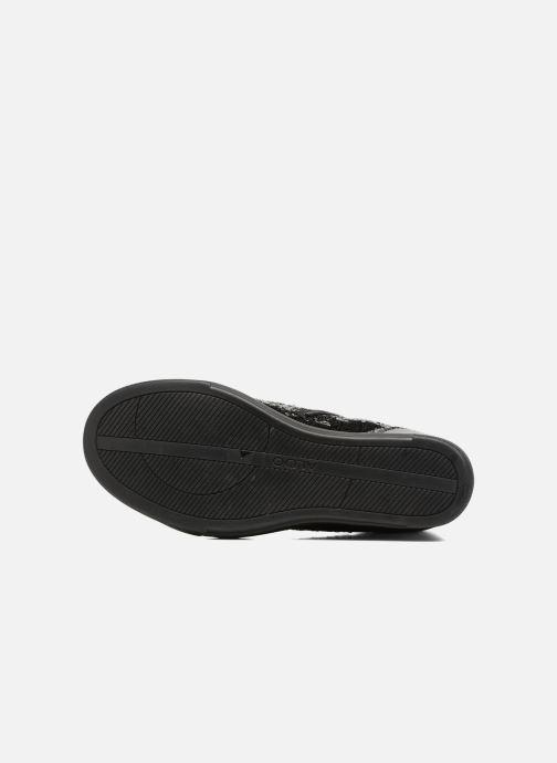 Sneaker Aldo KAIA schwarz ansicht von oben