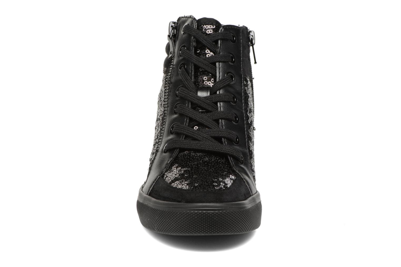 Sneaker Aldo KAIA schwarz schuhe getragen