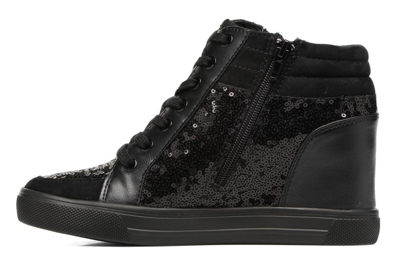 Sneaker Aldo KAIA schwarz ansicht von vorne