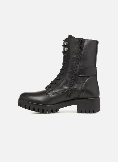 Bottines et boots Aldo SALMO Noir vue face