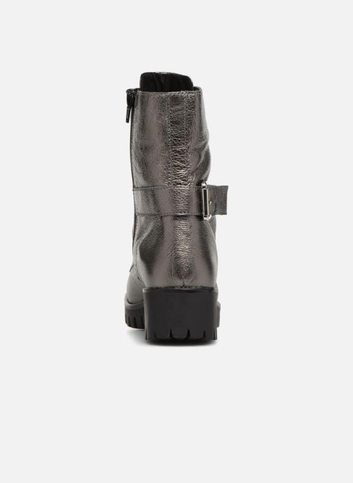 Aldo amp; Boots Stiefeletten silber Salmo 346514 HtwgRHrq