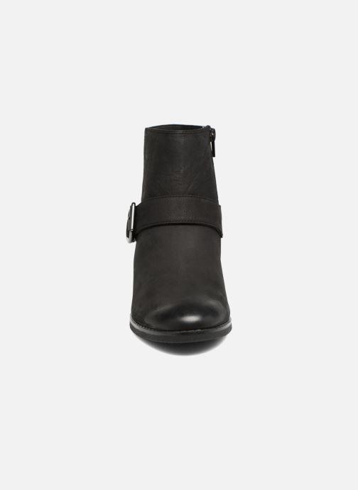 Boots en enkellaarsjes Aldo PRALIA Zwart model