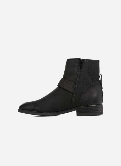 Boots en enkellaarsjes Aldo PRALIA Zwart voorkant