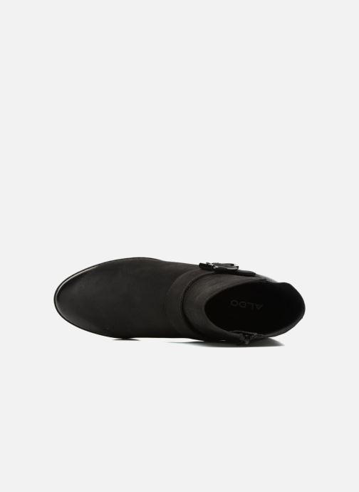 Boots en enkellaarsjes Aldo PRALIA Zwart links