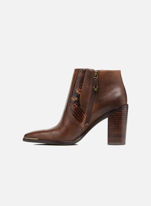 Bottines et boots What For Tale 2 Marron vue face