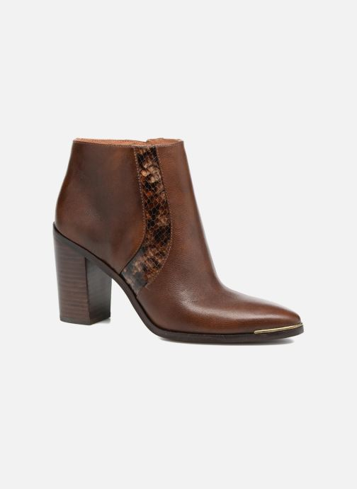 Bottines et boots What For Tale 2 Marron vue détail/paire