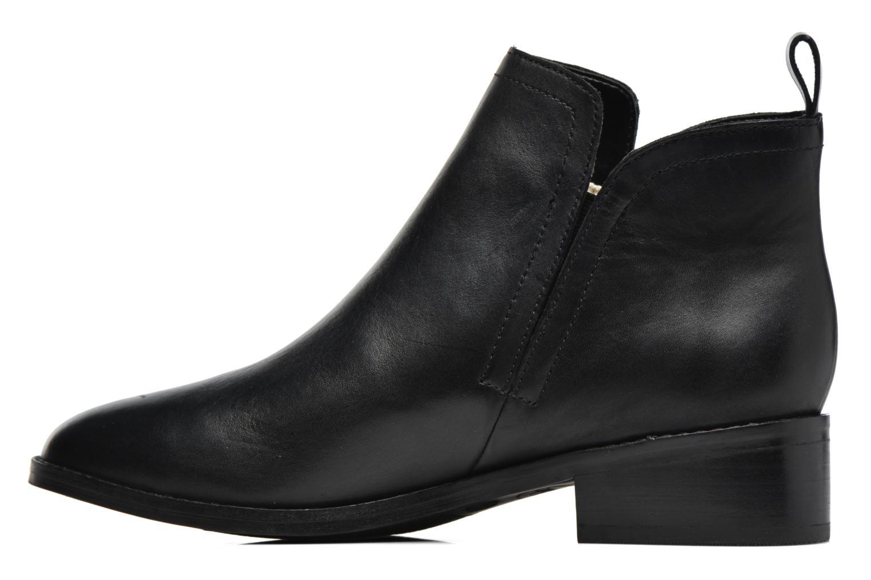 Bottines et boots Buffalo Talia 1 Noir vue face