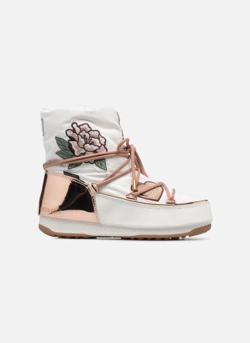 Bottines et boots Moon Boot Moon Boot Peace Blanc vue derrière