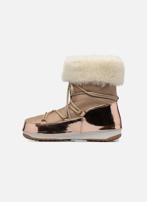 Ankle boots Moon Boot Moon Boot Rose Mirror Pink front view