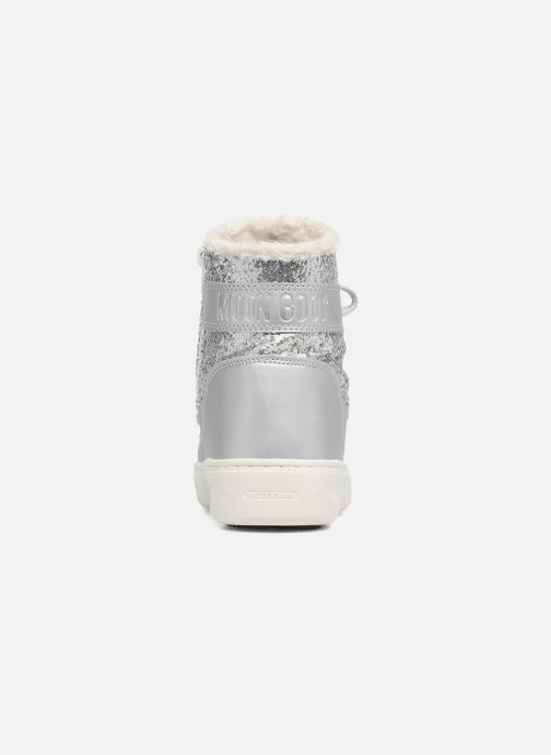Boots en enkellaarsjes Moon Boot Moon Boot Pulse Z.Glitter Zilver rechts