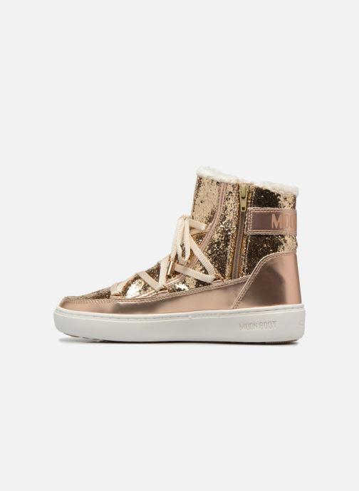 Z Stiefeletten amp; 311851 bronze gold Moon glitter Boots Boot Pulse YwqEfE