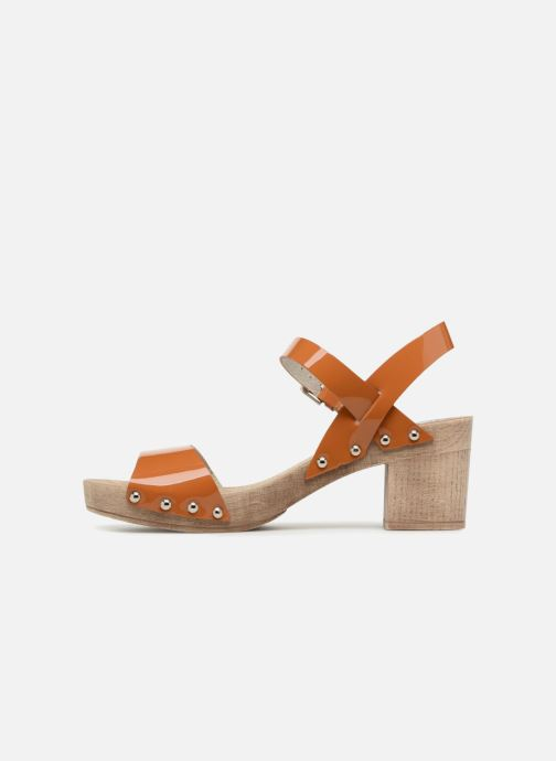 Sandalen Ippon Vintage Sok colors braun ansicht von vorne