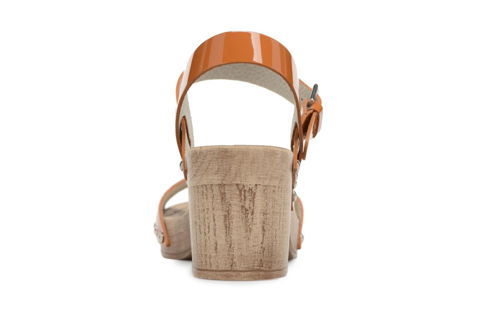 Sandals Ippon Vintage Sok colors Brown view from the right