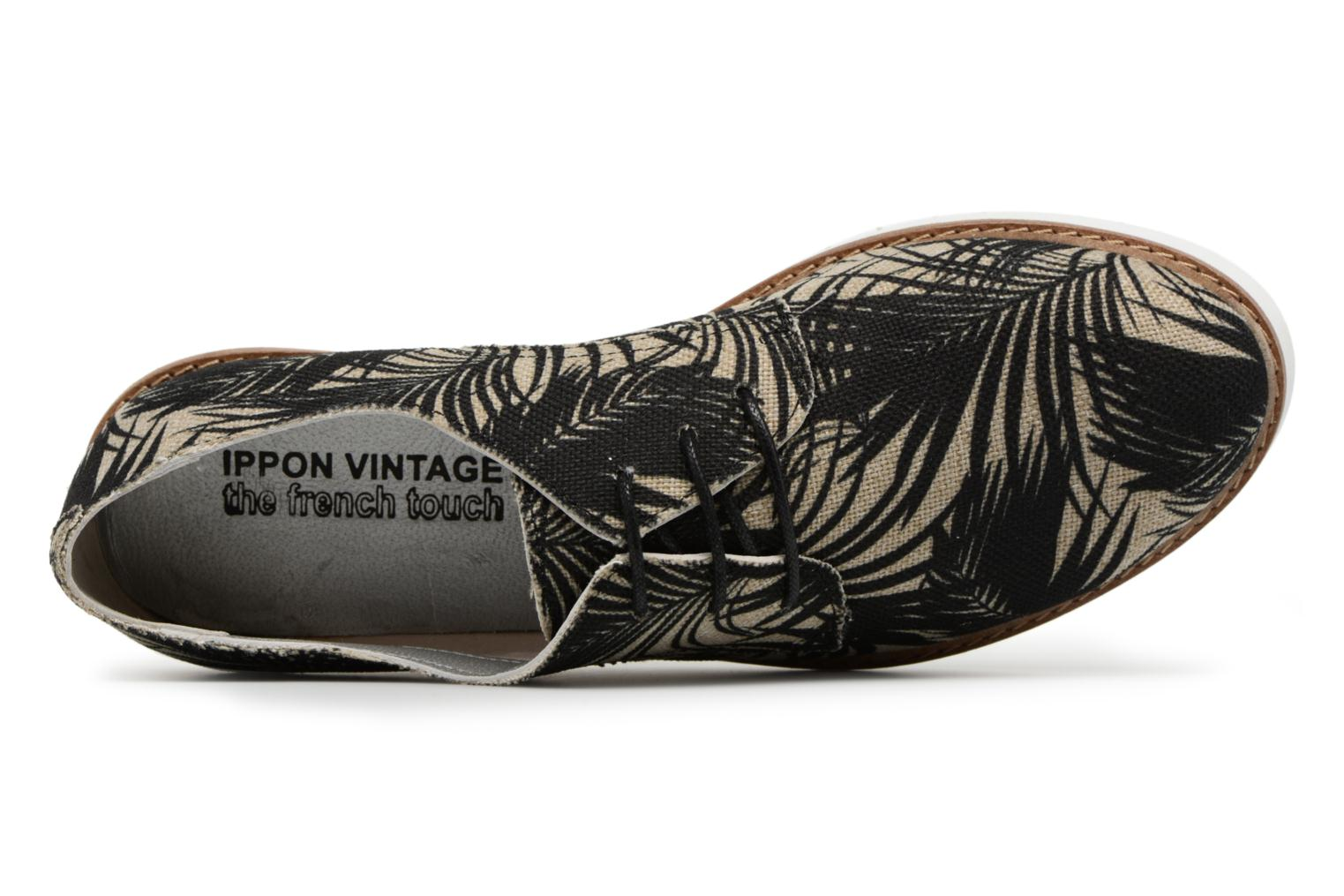 Lace-up shoes Ippon Vintage James tropic Multicolor view from the left