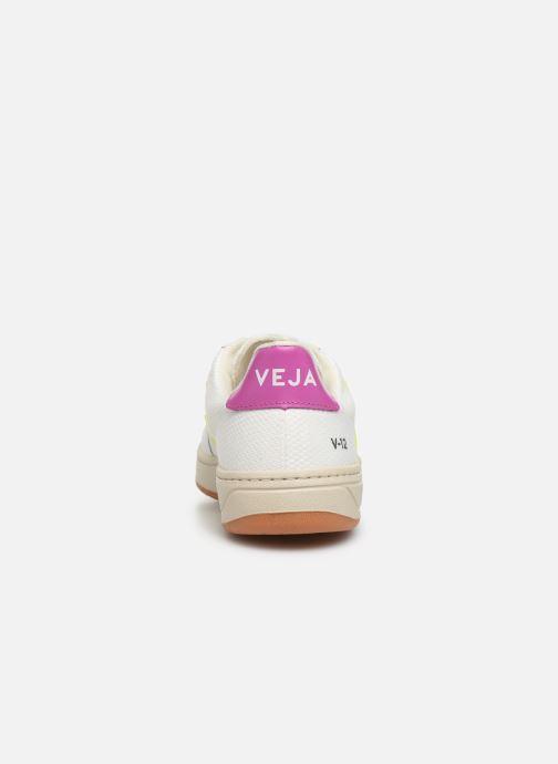 Sneakers Veja V-12 W Wit rechts