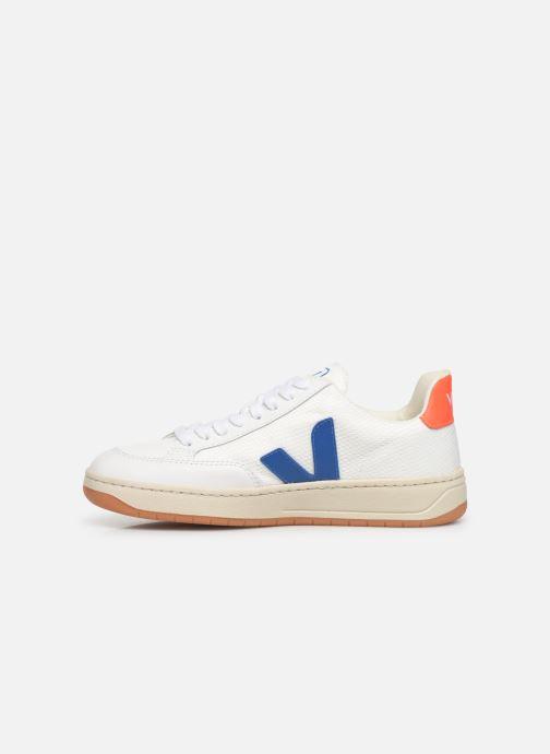 Sneakers Veja V-12 W Wit voorkant