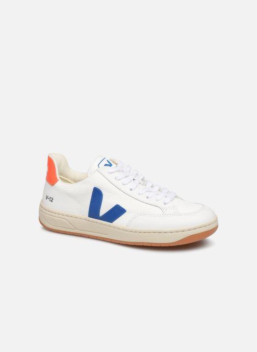 Sneakers Veja V-12 W Wit detail