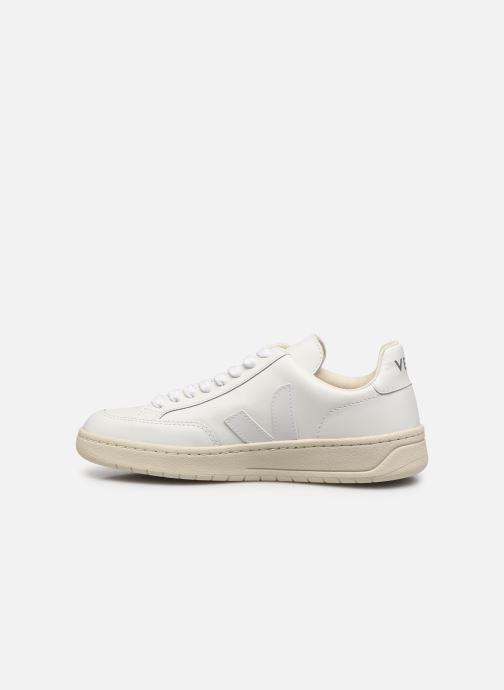 Sneakers Veja V-12 W Bianco immagine frontale