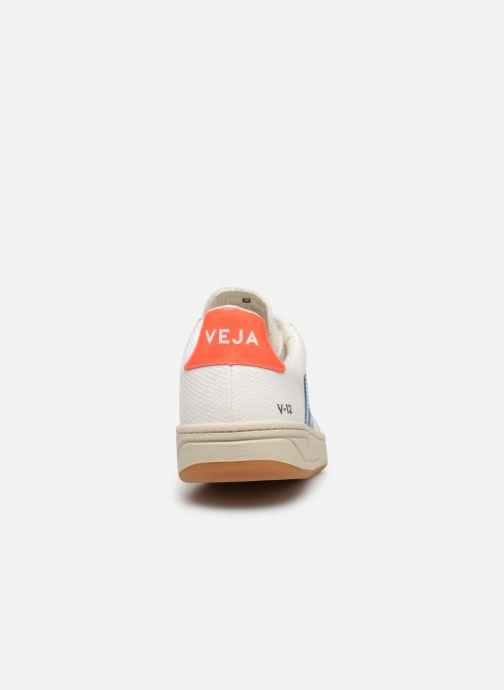 Sneakers Veja V-12 Wit rechts