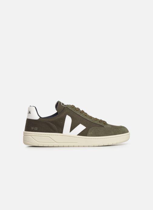 Sneakers Veja V-12 Groen achterkant