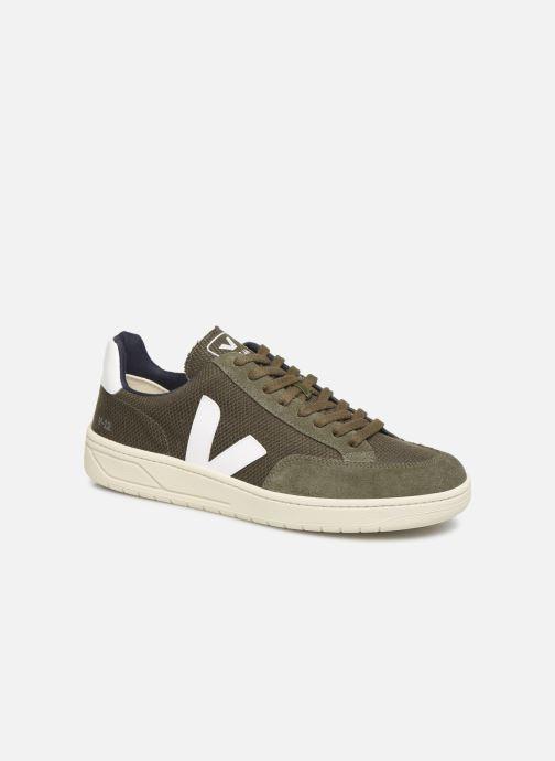 Sneakers Veja V-12 Groen detail