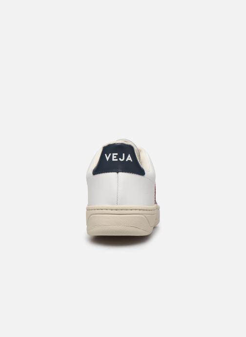 Sneaker Veja V-12 weiß ansicht von rechts
