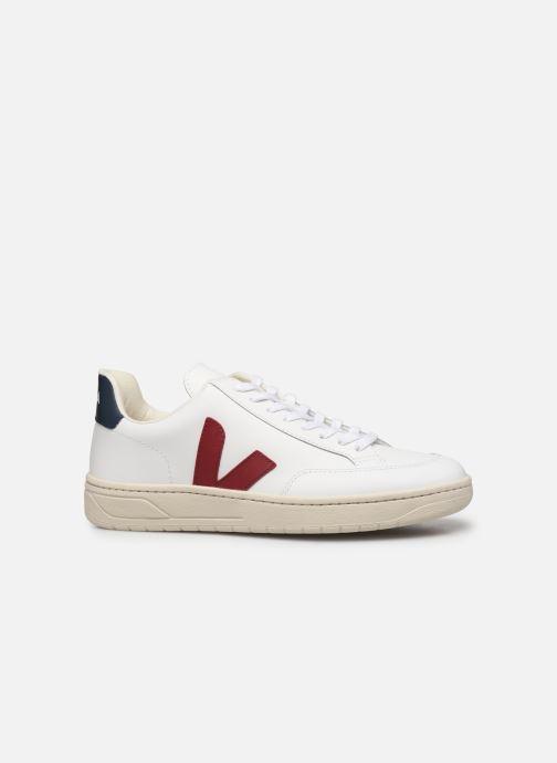 Sneaker Veja V-12 weiß ansicht von hinten
