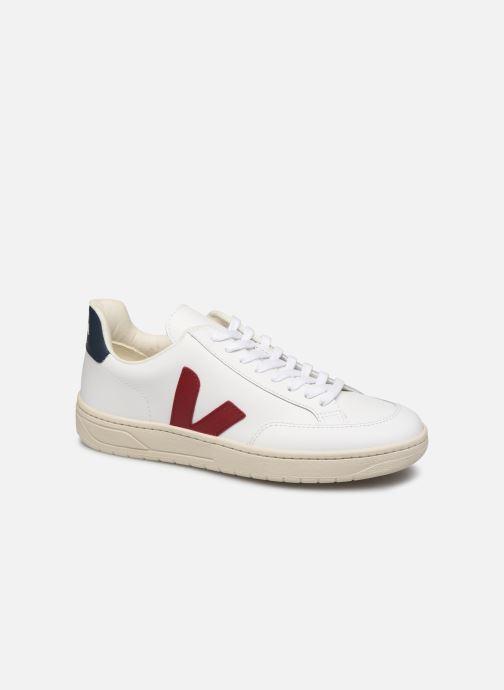 Sneaker Veja V-12 weiß detaillierte ansicht/modell