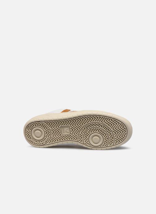 Sneaker Veja V-12 weiß ansicht von oben