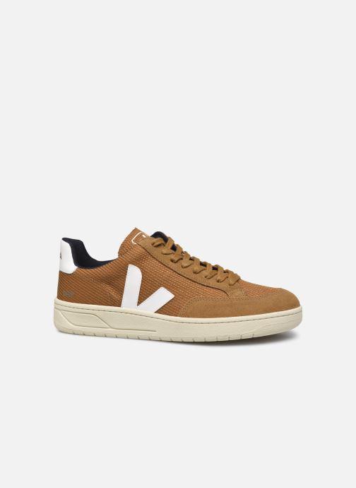 Sneakers Veja V-12 Marrone immagine posteriore