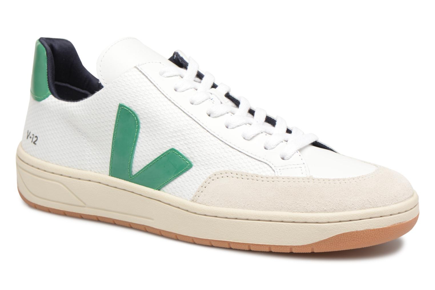 Trainers Veja V-12 White detailed view/ Pair view