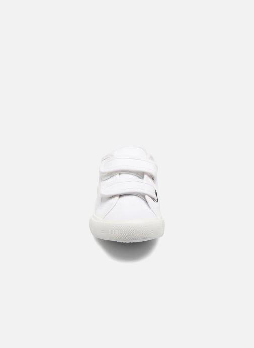 Sneakers I Love Shoes GOLBO Bianco modello indossato
