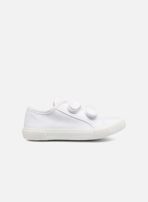 Deportivas I Love Shoes GOLBO Blanco vistra trasera