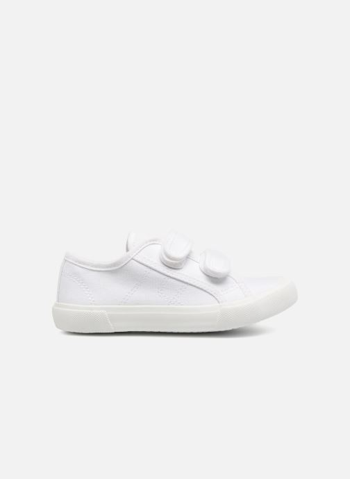 Sneakers I Love Shoes GOLBO Hvid se bagfra