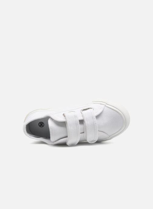 Sneakers I Love Shoes GOLBO Hvid se fra venstre