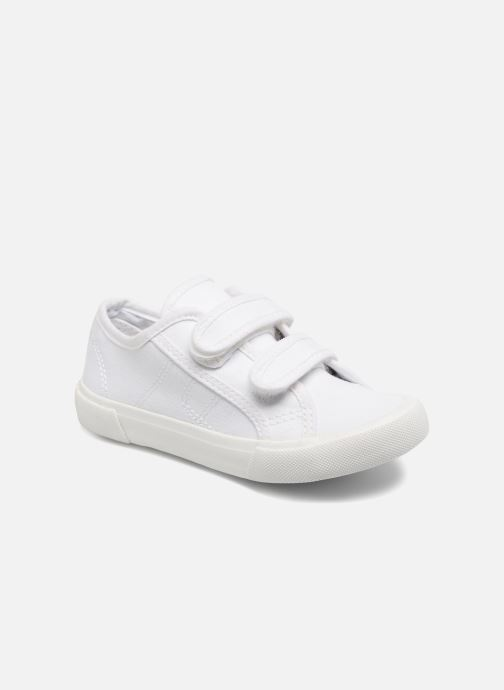 Trainers I Love Shoes GOLBO White detailed view/ Pair view