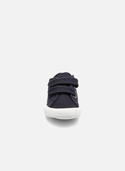 Sneakers I Love Shoes GOLBO Azzurro modello indossato