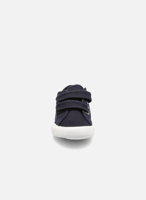 Baskets I Love Shoes GOLBO Bleu vue portées chaussures